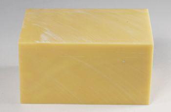 Banded Ivory Tru-stone Block 1.5